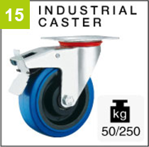 Industrial caster
