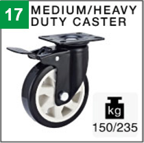 Medium/Heavy duty caster