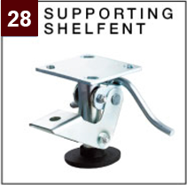 Supporting shelf